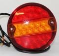 Lampa Zespolona Tylna - LED W 19D